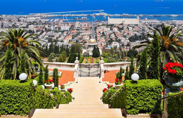 מפות חיפה